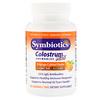 Symbiotics, Colostrum Plus, апельсиновый крем, 120 жевательных таблеток