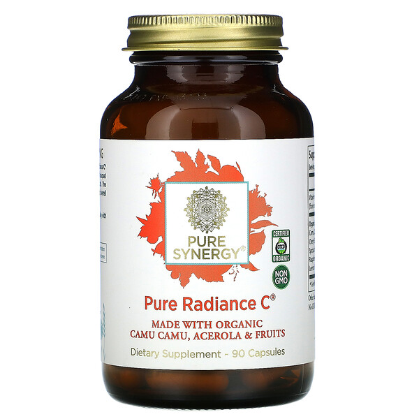 Pure Synergy, Pure Radiance C, 90капсул