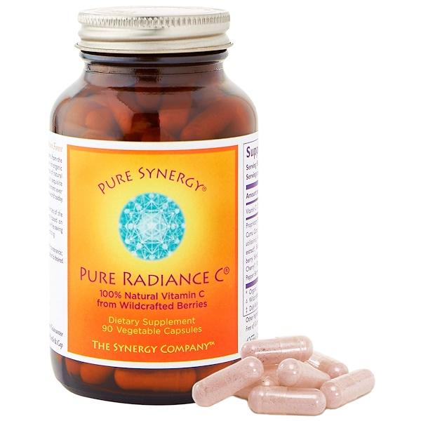 Pure Radiance C, 90растительных капсул