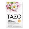 Tazo Teas, Травяной чай, Успокаивающая ромашка, Без кофеина, 20 фильтр-пакетов, 0,91 унции (26 г)
