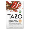 Tazo Teas, Herbal Tea, Organic Baked Cinnamon Apple, Caffeine-Free, 20 Filterbags, 1.76 oz (50 g)
