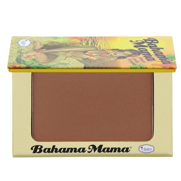 Bahama Mama, бронзер, тени и контурирующая пудра, 7,08г