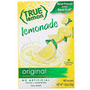 True Citrus, True Lemon, Настоящий лимонад, 10 пакетов, 1,06 унц. (30 г)