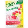 True Citrus, True Lemon, Малиновый лимонад, 10 пакетов, 1,06 унц. (30 г)