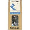 TeaPigs, Between Green and Black, Tung Ting Oolong Tea, 15 Tea Temples, 1.32 oz