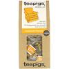 TeaPigs, Dream On, Chamomile Flowers, Caffeine Free, 15 Tea Temples, 0.8 oz (22.5 g)