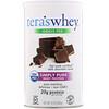 Tera's Whey, Grass Fed, Simply Pure Whey Protein, Fair Trade Dark Chocolate Cocoa, 12 oz (340 g)