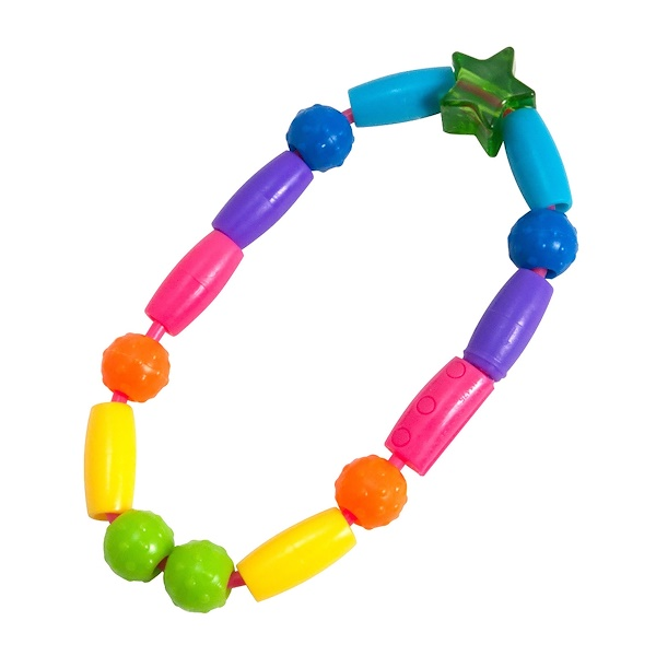 The First Years, Яркие шарики,  игрушки для прорезывания зубов, 3 + месяцев, 1 шт. (Discontinued Item)