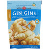 The Ginger People, Gin Gins, Chewy Ginger Peanut Candy, 3 oz (84 g)