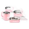 Think, Thinkbaby, Набор детской посуды не содержащий бисфенол А, розовый, 1 набор