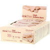 ThinkThin, Высокопротеиновые батончики, белый шоколад, 10батончиков по 60г (2,1унции)