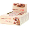 ThinkThin, Батончик с протеином и клетчаткой, шоколад и арахис, 10 батончиков, 1,41 унц. (40 г) каждый