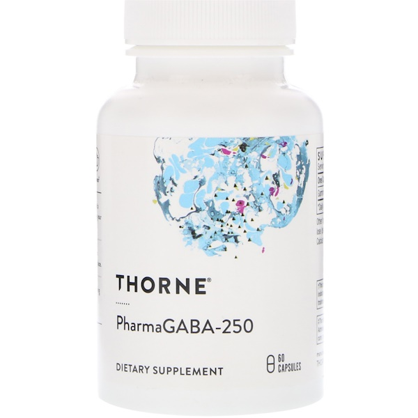 PharmaGABA-250, 60 капсул