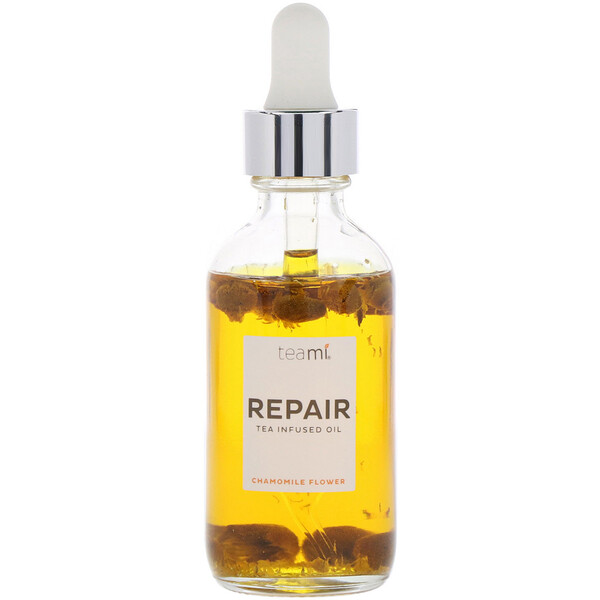 Repair, Tea Infused Facial Oil, Chamomile Flower, 2 oz