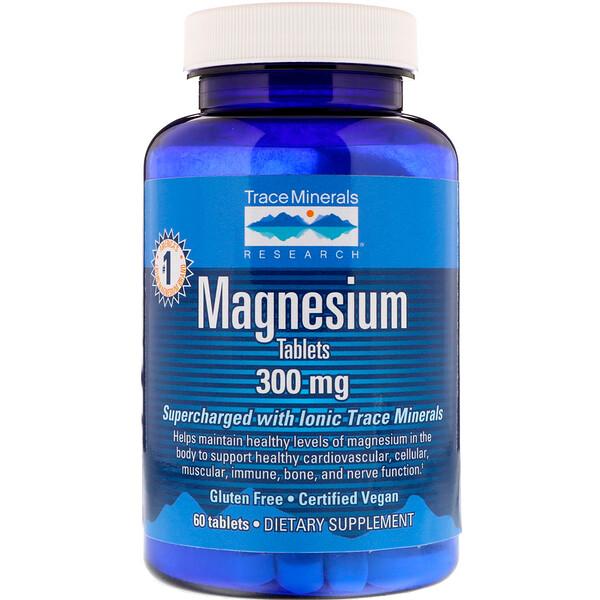 Магний, 300 мг, 60 таблеток