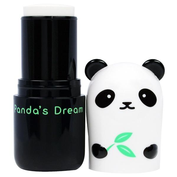 """Tony Moly, """"Мечта панды"""", осветляющая база для кожи вокруг глаз, 9 г (Discontinued Item)"""