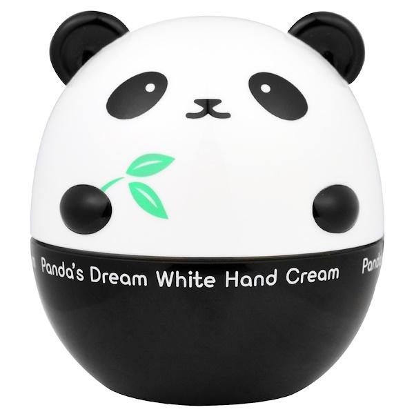 Tony Moly, Сон панды, белый крем для рук, 1,05 унции (30 г) (Discontinued Item)