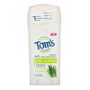 Tom's of Maine, Natural Long Lasting Deodorant, Refreshing Lemongrass, 2.25 oz (64 g)