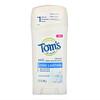 Tom's of Maine, Натуральный долгоиграющий дезодорант, не имеющий запаха, 2,25 унции (64 г)