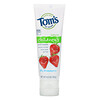 Tom's of Maine, Silly Strawberry, натуральная детская зубная паста с фтором, клубничный вкус, 119г (4,2унции)