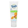 Tom's of Maine, Натуральная детская зубная паста со фтором, со вкусом апельсина и манго, 119г (4,2унции)