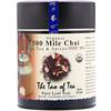 The Tao of Tea, 500 Mile Chai, органический черный чай со специями, 4,0 унции (115 г)