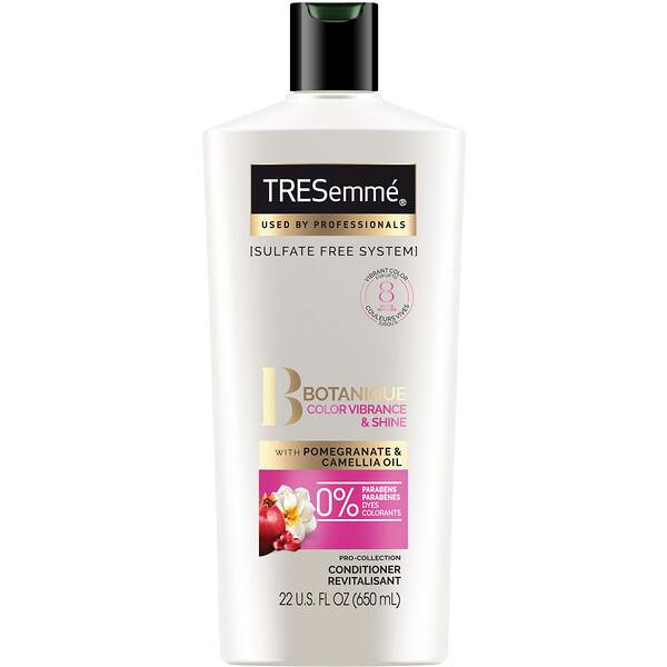 Кондиционер для окрашенных волос Botanique, Color Vibrance & Shine, 650 мл