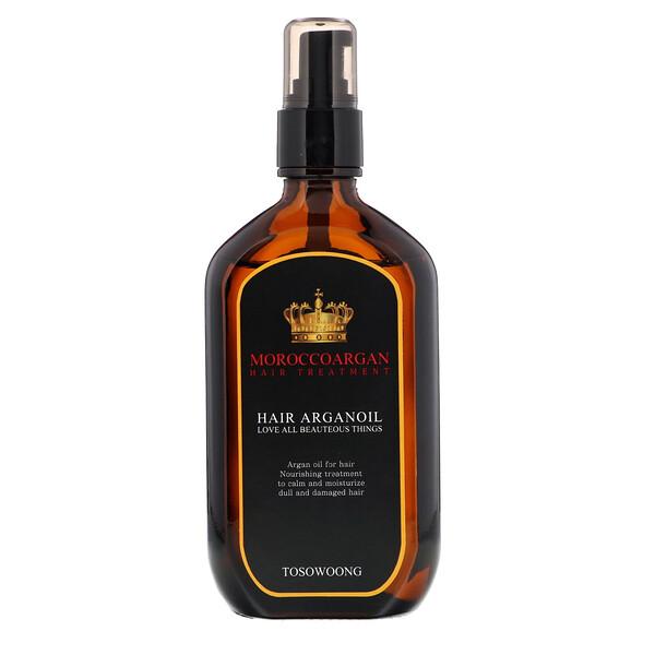 Morocco Argan Hair Oil, 100 ml