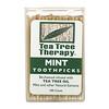 Tea Tree Therapy, Зубочистки Tea Tree TherapyToothpicks, мятные, примерно 100 штук