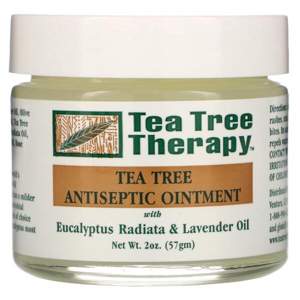 антисептическая мазь из чайного дерева, 57 г (2 унции)