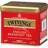 Twinings, Classics, листовой чай English Breakfast, 200 г (7,05 унции)