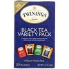 Twinings, Черный чай, 20чайных пакетиков, 40г (1,41унции)