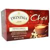Twinings, Чай, французская ваниль, 20 пакетиков, 1,41 унции (40 г)