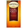 "Twinings, Классический чай ""Эрл Грей"", 25 пакетиков, 1.76 унций (50 г)"