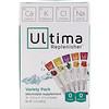 Ultima Replenisher, Электролитовая добавка, ассорти, 20пакетов, 68г (2,4унции) каждый