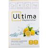 Ultima Replenisher, порошок электролитов со вкусом лимонада, 20 пакетиков, 0,12 унций (3,5 г)