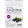 Ultima Replenisher, порошок электролитов с виноградным вкусом, 20 пакетиков, 0,12 унции (3,4 г)