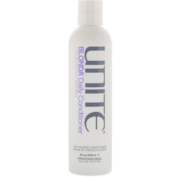Unite, BLONDA Daily Conditioner, 8 fl oz (236 ml)