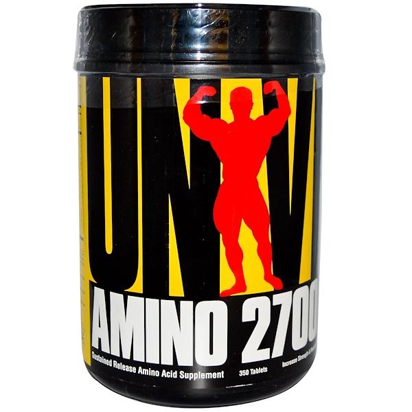 Amino 2700, 350таблеток