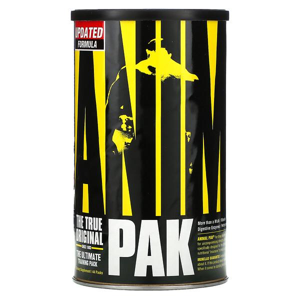 Animal Pak, The Ultimate Training Pack, 44 Packs