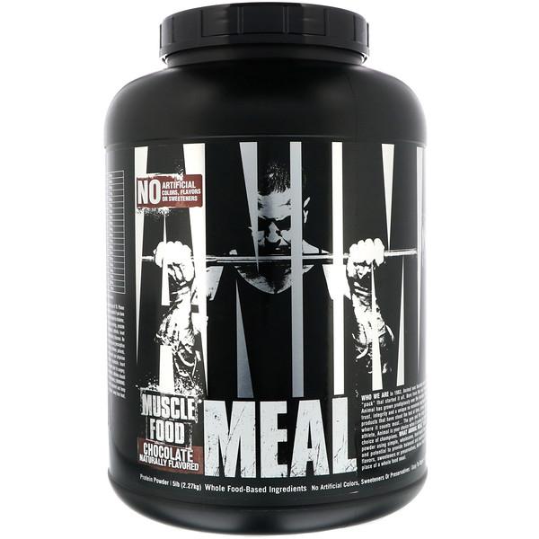 Animal Meal, шоколад, 2,27кг (5фунтов)