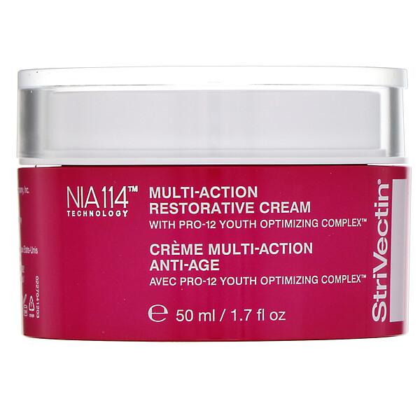 Multi-Action, Restorative Cream, 1.7 fl oz (50 ml)
