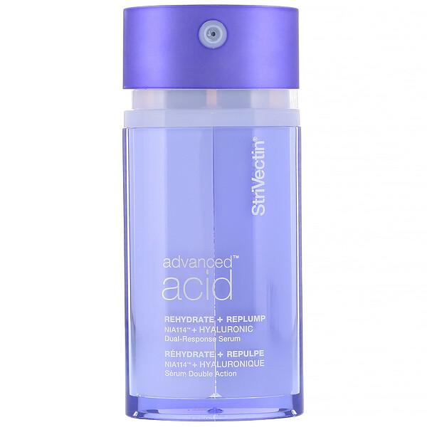 Advanced Hydration, сыворотка двойного действия с гиалуроновой кислотой, 30мл (1жидк.унция)
