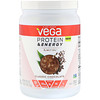 Vega, Protein & Energy with 3g MCT Oil, Classic Chocolate, 18.1 oz (513 g)