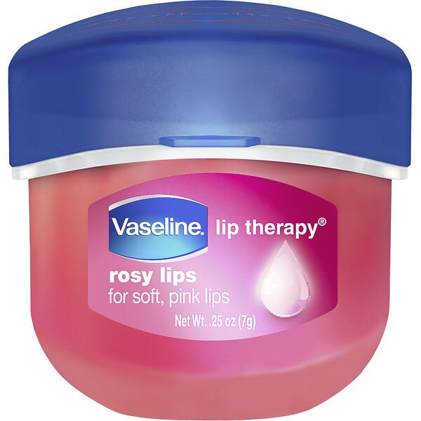 Бальзам для губ Lip Therapy, «Розовые губы», 7г