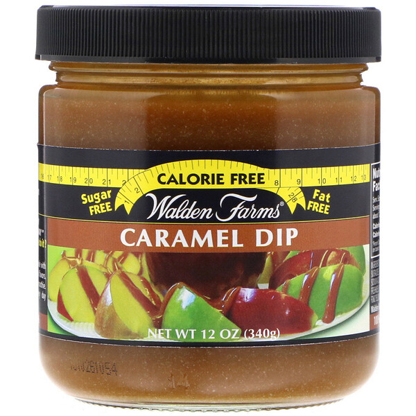 Caramel Dip, 12 oz (340 g)