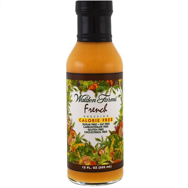 Walden Farms, Французский соус, без калорий, 355 мл (12 унций)