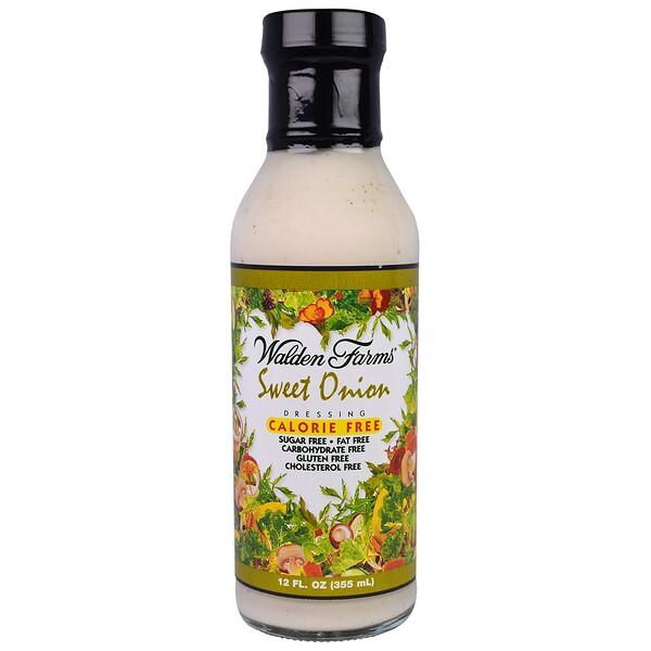 Сладкий луковый соус, без калорий, 12 жидких унций (355 мл)