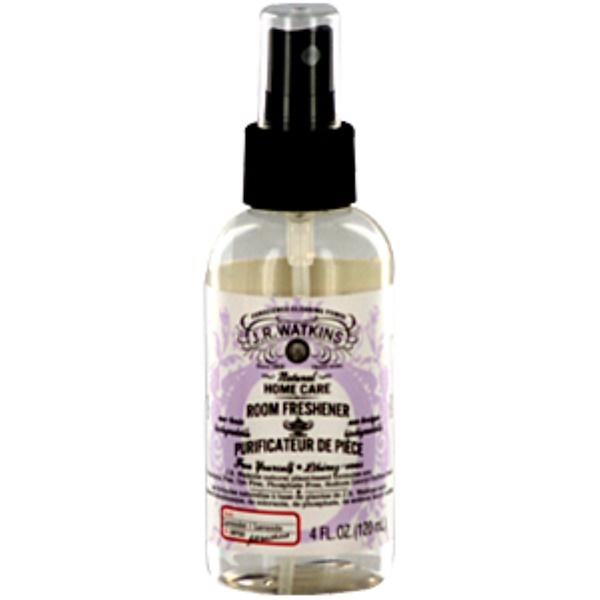 J R Watkins, Natural Home Care, Room Freshener, Lavender, 4 fl oz (120 ml) (Discontinued Item)