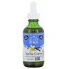 Wisdom Natural, SweetLeaf, Sweet Drops Stevia Sweetener, Vanilla Creme, 2 fl oz (60 ml)